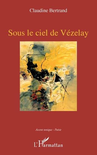 Couverture Sous le ciel de Vézelay