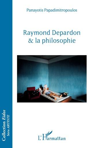Couverture Raymond Depardon et la philosophie