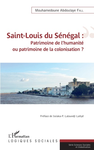 Couverture Saint-Louis du Sénégal