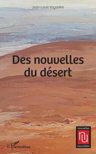 Couverture Des nouvelles du désert