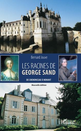 Couverture Les racines de George Sand