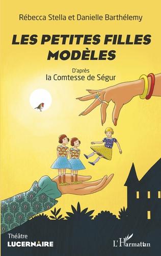 Couverture Les petites filles modèles