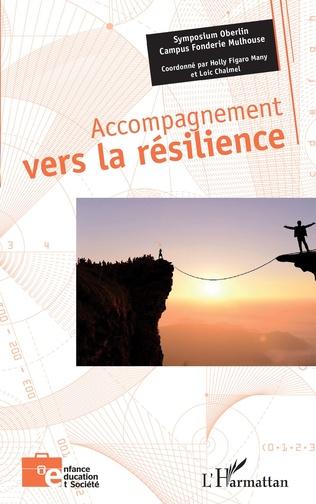 Couverture Accompagnement vers la résilience