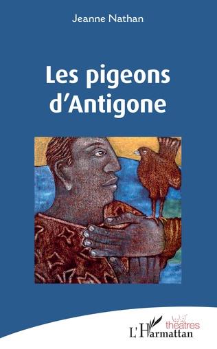 Couverture Les pigeons d'Antigone