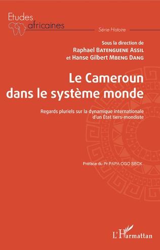 Couverture Le Cameroun dans le système monde