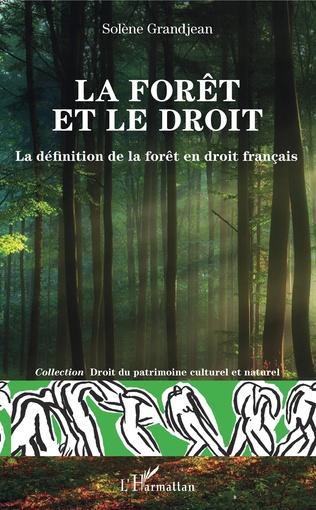 Couverture La forêt et le droit