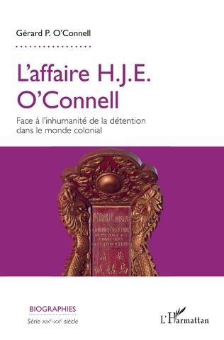 Couverture L'affaire H.J.E. O'Connell