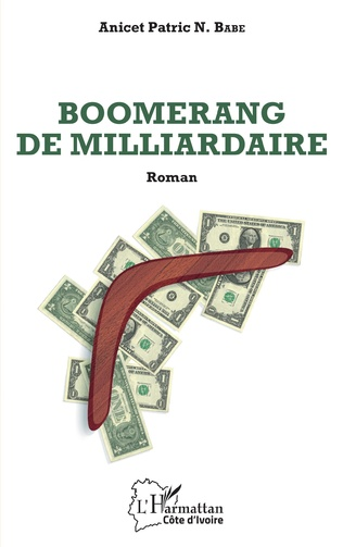 Couverture Boomerang de milliardaire
