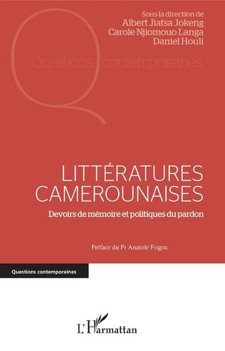 Couverture Littératures camerounaises
