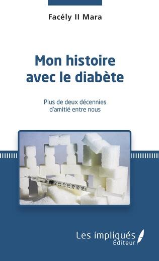 Couverture Mon histoire avec le diabète