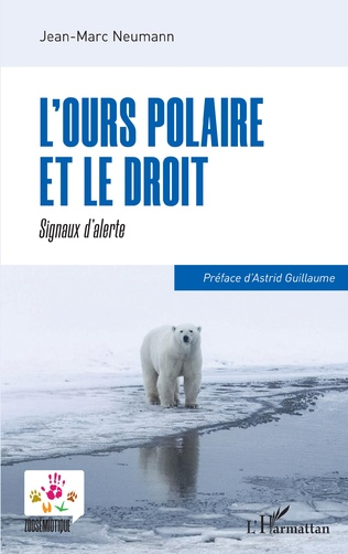 Couverture L'ours polaire et le droit
