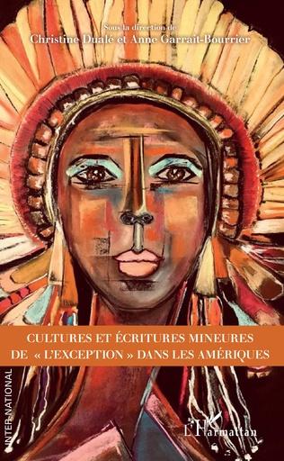 Couverture Cultures et écritures mineures de