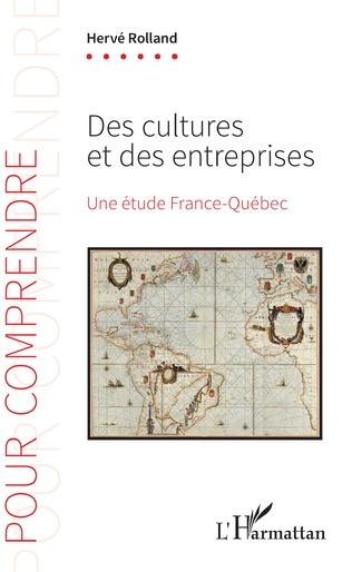 Couverture Des cultures et des entrerprises