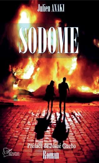 Couverture Sodome