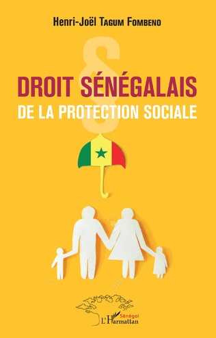 Couverture Droit sénégalais de la protection sociale