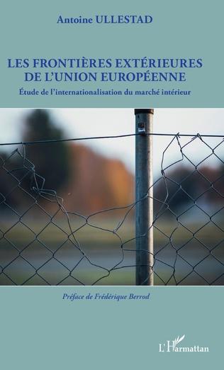 Couverture Les frontières extérieures de l'Union européenne