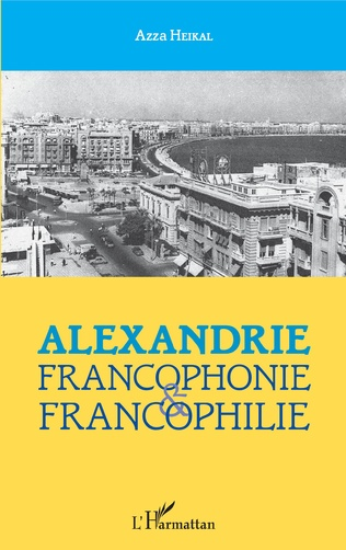 Couverture Alexandrie :