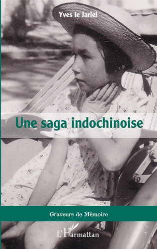 Couverture Une saga indochinoise
