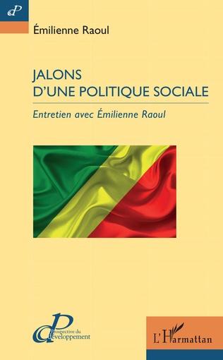 Couverture Jalons d'une politique sociale