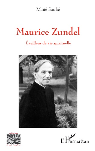 Couverture Maurice Zundel
