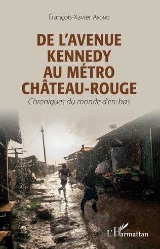 Couverture De l'avenue Kennedy au métro Château-Rouge