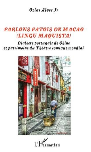 Couverture PARLONS PATOIS DE MACAO