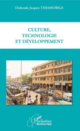Couverture Culture, technologie et développement