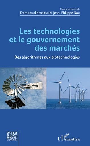 Couverture Les technologies et le gouvernement des marchés