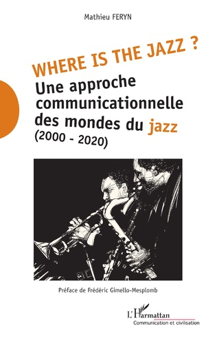 Couverture Where is the jazz ?