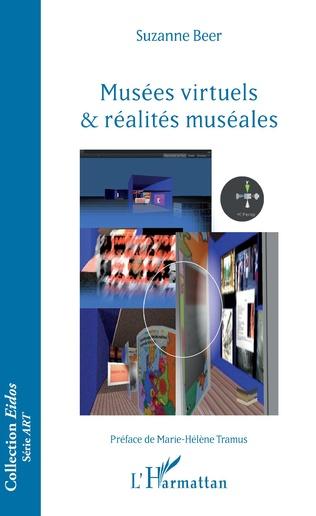 Couverture Musées virtuels et réalités muséales