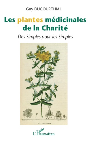 Couverture Les plantes médicinales de la Charité