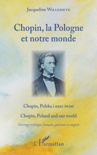Couverture Chopin, la Pologne et notre monde
