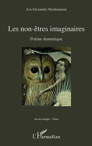 Couverture Les non-êtres imaginaires