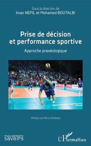 Couverture Prise de décision et performance sportive