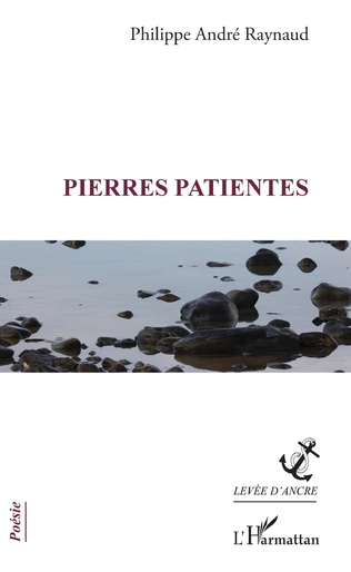 Couverture Pierres patientes