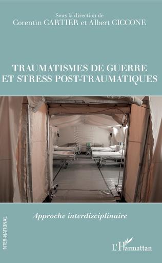 Couverture Traumatismes de guerre et stress pos-traumatiques