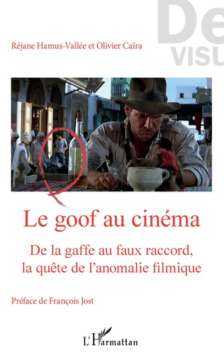 Couverture Le goof au cinéma