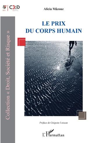 Couverture Le prix du corps humain