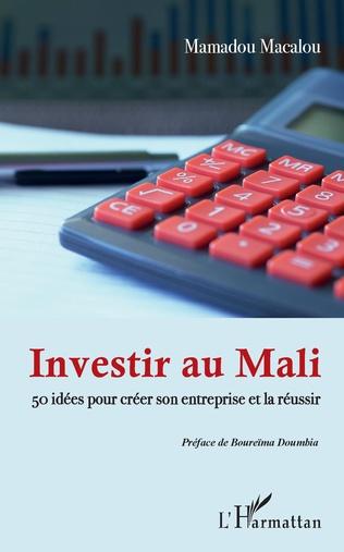 Couverture Investir au Mali