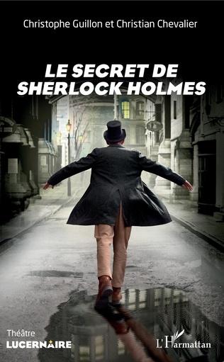 Couverture Le secret de Sherlock Holmes