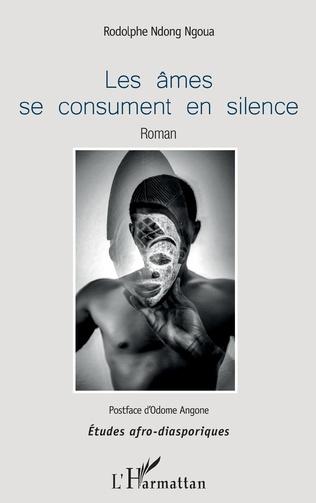 Couverture Les âmes se consument en silence