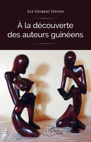 Couverture A la découverte des auteurs guinéens