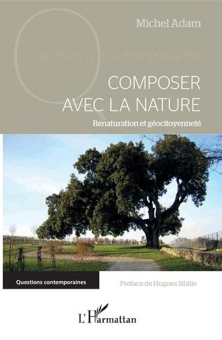 Couverture Composer avec la nature