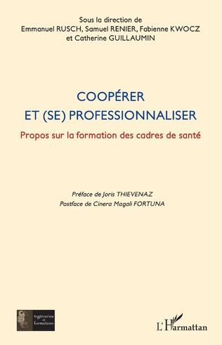 Couverture Coopérer et (se) professionnaliser