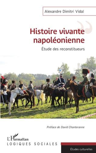 Couverture Histoire vivante napoléonienne