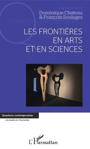 Couverture Les frontières en arts et en sciences
