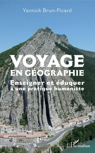 Couverture Voyage en géographie
