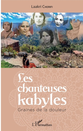 Couverture Les chanteuses kabyles