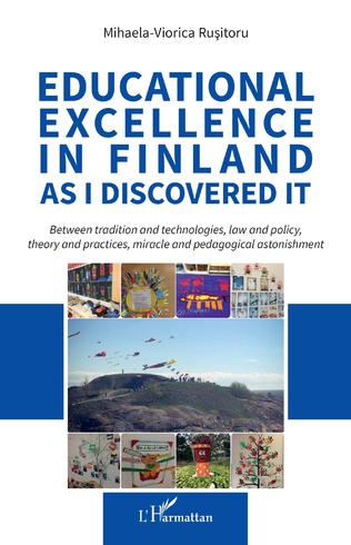 Couverture Educational excellence in Finland as I discovered it