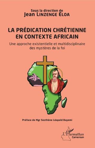 Couverture La prédication chrétienne en contexte africain